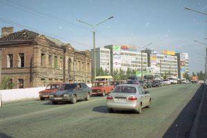 Днепр до строительства Мост-Сити