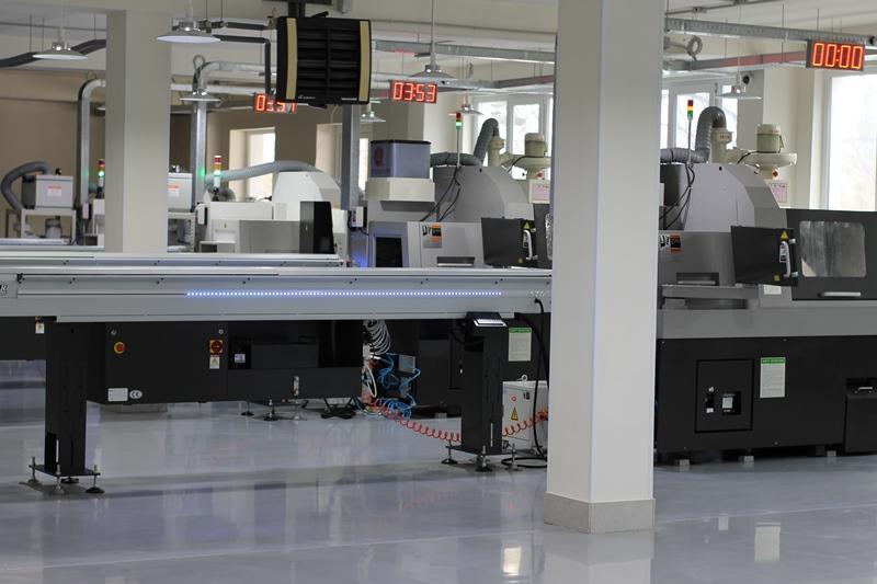 завод ABM Technology