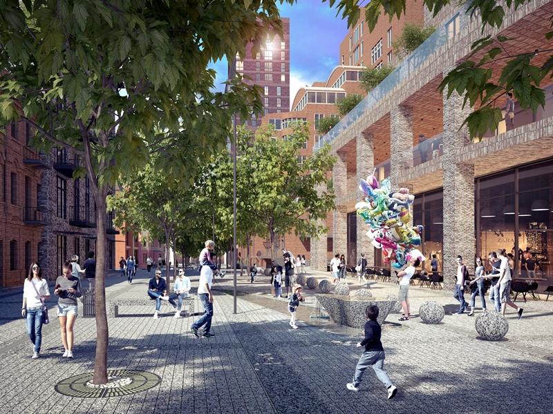 Vadym Iermolaiev will build a boulevard on the southern street