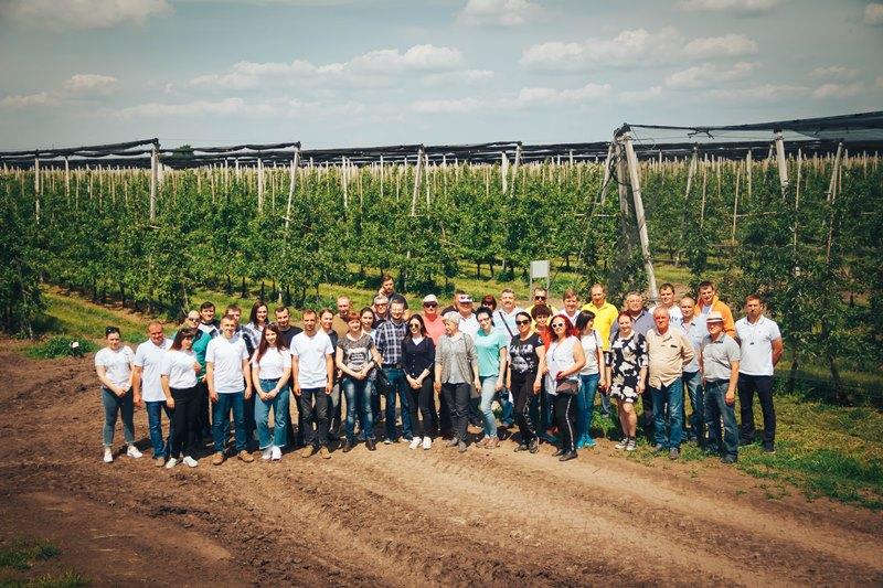 тренинг для садоводов по выходу на мировой рынок