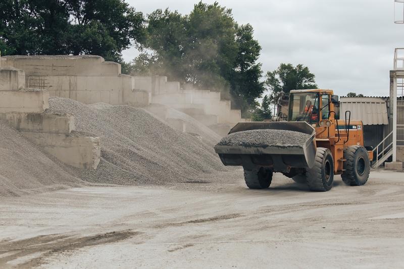 производство бетона днепр